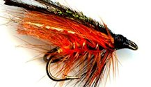 Bathakorva Double Hook Wet fly pattern