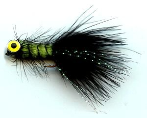 The Viva Deepwater Woolly Bugger Fly