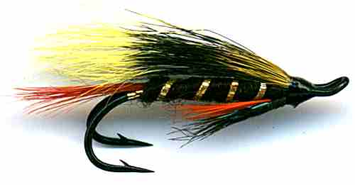 The Munro Killer Double Hook Salmon Fly