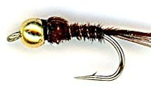 Beaded Pheasant Tail Nymph fly pattern