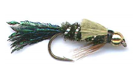 Beaded Zugbug Nymph fly pattern