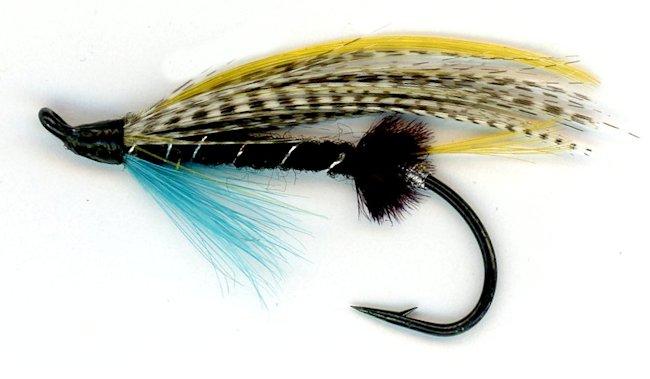 Undertaker featherwings Classic flies Atlantic salmon fly fishing