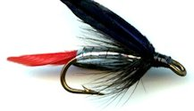 Butcher Double Hook Wet fly pattern