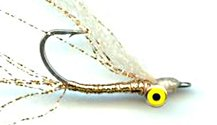 Gold Christmas Island Special Bonefish fly pattern