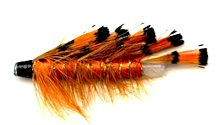General Practitioner 1 1/2 Inch Plastic Salmon Tube fly pattern