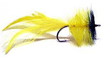 Green and Yellow Seaducer fly pattern