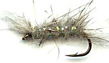Gold Ribbed Hares Ear Shipman's Buzzer fly pattern