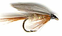 Gold Ribbed Hare's Ear Wet fly pattern
