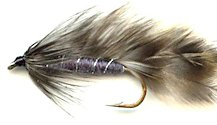 Grizzly Matuka Streamer fly pattern