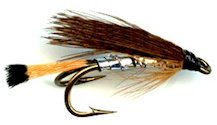 Heggeli Double Hook Wet fly pattern