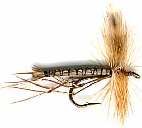 Light Brown Daddy Long legs Crane Fly Trout fishing flies