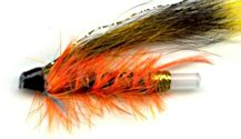 Munro Killer 1 1/2 Inch Plastic Salmon Tube fly pattern