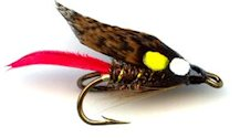 Pålsbu Double Hook Wet fly pattern