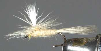 The Light Cahill Parachute Dry Fly