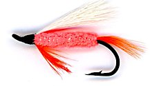 Polar Shrimp Single Hook fly pattern