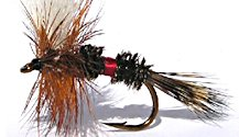Royal Wulff Dry fly pattern