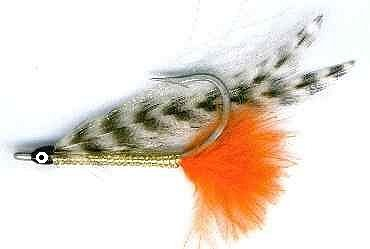 Bonfish Special saltwater fly pattern