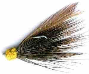 The Horror Bonefish saltwalter flyfishing Fly