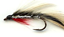 Silver Badger Matuka Streamer fly pattern