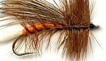 Improved Sofa Pillow Stimulator Attractor Dry fly pattern
