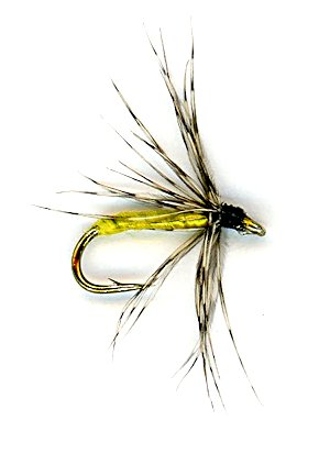 Partridge and Yellow Soft Hackle Wet Fly pattern
