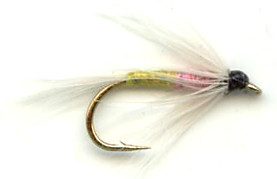 Tup's Indispensable Soft Hackle Wet Fly pattern