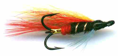 The Garry Dog Treble Hook Salmon Fly