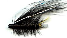 Stoats Tail 1 1/2 Inch Plastic Salmon Tube fly pattern