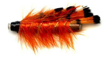 The General Practitioner 1 Inch Copper Salmon and Steelhead Tube Fly
