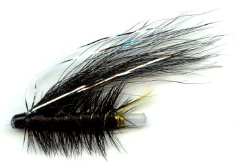 The Stoats Tail 1 1/2 Inch Plastic Salmon and Steelhead Tube Fly