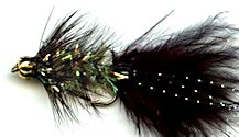 Viva Crystal Woolly Bugger fly pattern