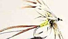 Yellow French Mayfly Spinner fly pattern