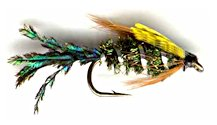 Zug Bug Nymph fly pattern